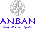 ANBAN original from kyoto